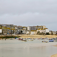 Buy canvas prints of Beautiful St Ives by Beryl Curran