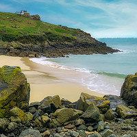 Buy canvas prints of St Ives by Beryl Curran