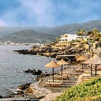 Buy canvas prints of Island of Crete  by Beryl Curran