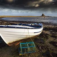 Buy canvas prints of Lindisfarne by John Finney