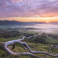 Buy canvas prints of Hope Valley at its best by John Finney