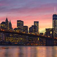 Buy canvas prints of NEW YORK CITY 34 by Tom Uhlenberg