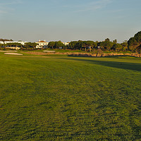 Buy canvas prints of Golf course Scenics in Quinta do Lago by Angelo DeVal