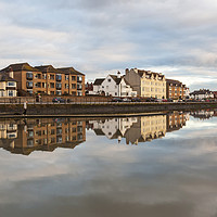 Buy canvas prints of West Kirby Marine Lake  by David Chennell