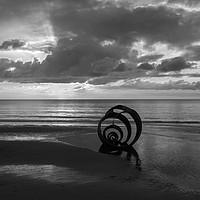 Buy canvas prints of Mary's Shell    by David Chennell