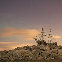Buy canvas prints of Grace Darling Aurora by David Chennell