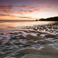 Buy canvas prints of South Shields Beach by Ray Pritchard