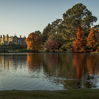 Buy canvas prints of  Sheffield Park by Linda Corcoran LRPS CPAGB