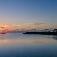 Buy canvas prints of Fuerteventura sunrise   by chris smith