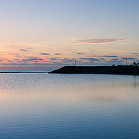 Buy canvas prints of Fuerteventura sunrise  by chris smith