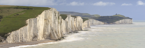 Seven Sisters  Canvas Print by chris smith