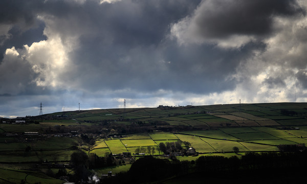 Yorkshire  Canvas print by chris smith
