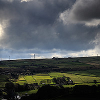 Buy canvas prints of Yorkshire  by chris smith