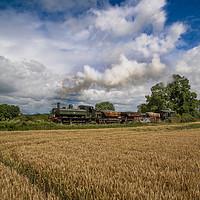 Buy canvas prints of Chinnor & Princess Risborough Railway  by Philip Enticknap