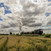 Buy canvas prints of Chinnor & Princess Risborough Railway  by Philip Enticknap