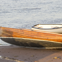 Buy canvas prints of Boat on the water by Sebastien Coell