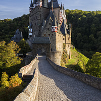 Buy canvas prints of Burg Eltz castle germany by Sebastien Coell