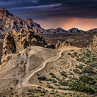 Buy canvas prints of BEFORE THE STORM by Tony Sharp LRPS CPAGB