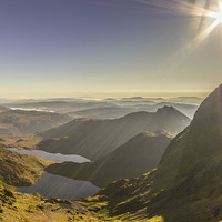 Buy canvas prints of  Snowdonia View by Lee Sutton