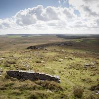 Buy canvas prints of Bodmin Moor by Lorna Faulkes