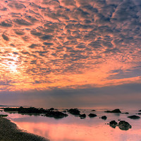 Buy canvas prints of Cloud Illumination by Alice Gosling