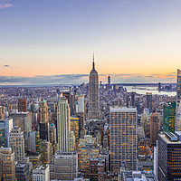 Buy canvas prints of New York City by Johannes Valkama