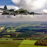 Buy canvas prints of Sally B  by David Stanforth