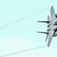 Buy canvas prints of F-15 Strike Eagle by Ken Jensen