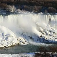 Buy canvas prints of Niagara Falls by Garvin Hunter