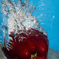Buy canvas prints of Apple Bath by Garvin Hunter
