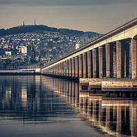 Buy canvas prints of Dundee City by Craig Doogan