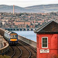 Buy canvas prints of Dundee City by Craig Doogan