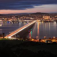 Buy canvas prints of Dundee City Scotland by Craig Doogan