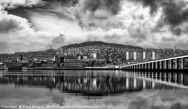 Dundee City Canvas print by Craig Doogan
