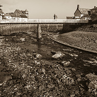 Buy canvas prints of Lynmouth by Paul Cullen