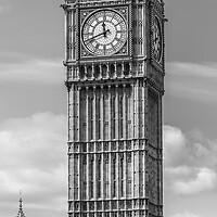 Buy canvas prints of Elizabeth Tower | Vertical Panorama by Melanie Viola