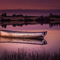 Buy canvas prints of Loch Rusky by Klikiti Klik