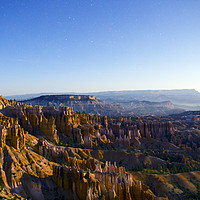 Buy canvas prints of Bryce Canyon at Midnight by Nick Caville