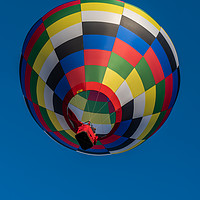 Buy canvas prints of Strathaven Balloon Festival Flights by George Robertson