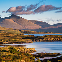 Buy canvas prints of Ben More on Mull by George Robertson