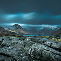 Buy canvas prints of Wast Water by Paul Andrews