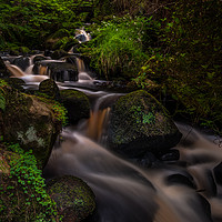 Buy canvas prints of Wyming Brook by Paul Andrews