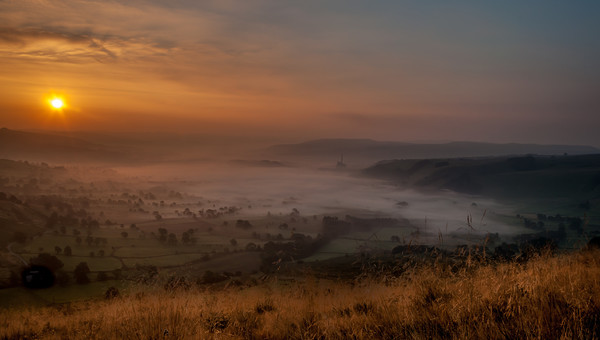 Hope Valley Canvas Print by Paul Andrews