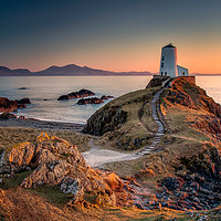 Buy canvas prints of To the Lighthouse by Paul Andrews