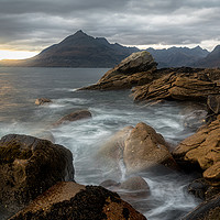 Buy canvas prints of Elgol by Paul Andrews
