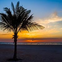 Buy canvas prints of Sunset by Dev Kumar Shrestha