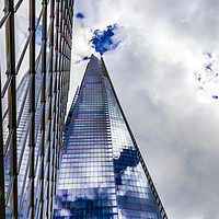 Buy canvas prints of Shard by Angela Aird