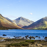 Buy canvas prints of Wastwater. by Angela Aird