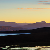 Buy canvas prints of The North West of Scotland by Mark Greenwood