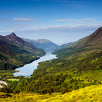 Buy canvas prints of Kinlochleven by Mark Greenwood
